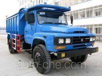 Jiutong KR5091ZLJD sealed garbage truck