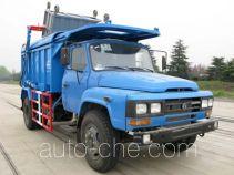 九通牌KR5091ZZZD型自装卸式垃圾车