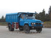 Jiutong KR5100ZLJD sealed garbage truck