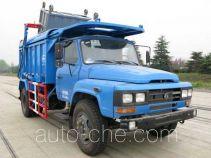 Jiutong KR5101ZLJD sealed garbage truck