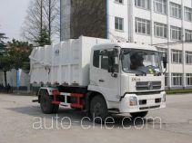 Jiutong KR5120ZLJD sealed garbage truck