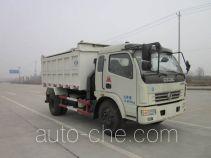 Jiutong KR5121ZLJD4 dump garbage truck