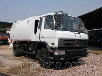 Jiutong KR5130ZYS garbage compactor truck