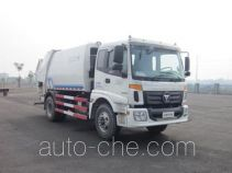 Jiutong KR5130ZYS4 garbage compactor truck
