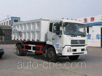 Jiutong KR5160ZLJD3 dump garbage truck