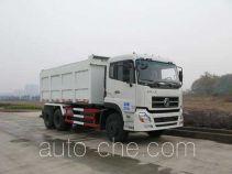 Jiutong KR5250ZLJD4 dump garbage truck