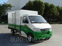 吉海牌KRD5022XXYBEV03型纯电动厢式运输车