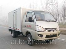 吉海牌KRD5031XXYBEV01型纯电动厢式运输车