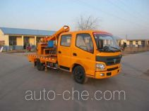 Jihai KRD5050TQX guardrail and fence repair truck