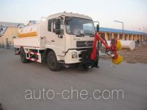 Jihai KRD5142TQX highway guardrail cleaner truck