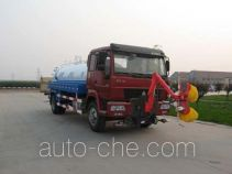 Jihai KRD5162TQX highway guardrail cleaner truck