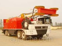 Jihai KRD5480TXJ well-workover rig truck