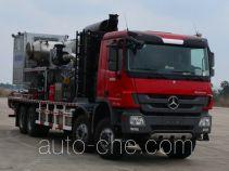 Kerui KRT5310TDB liquid nitrogen pump truck