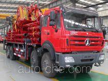 Kerui KRT5310TLG coil tubing truck