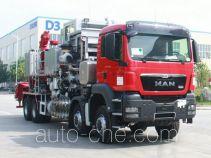 Kerui KRT5311THS16 sand blender truck