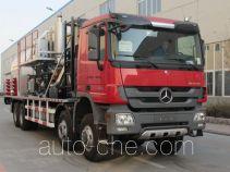 Kerui KRT5350TDB liquid nitrogen pump truck