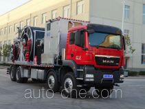 Kerui KRT5450TLG coil tubing truck