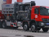 Kerui KRT5461TYL fracturing truck