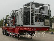 Kerui KRT9450TLG coil tubing trailer