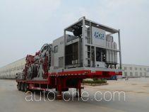 Kerui KRT9480TLG coil tubing trailer