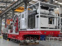 Kerui KRT9570TLG coil tubing trailer
