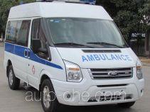 魁士牌KS5035XJH4型救护车