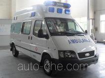 魁士牌KS5036XJH4型救护车