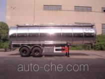 Kuishi KS9340GYS liquid food transport tank trailer