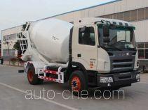 凯烁牌KSQ5160GJB型混凝土搅拌运输车