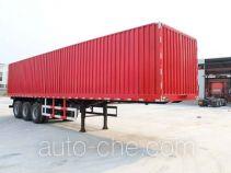 Kaishuo box body van trailer