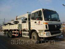 耐力牌KSZ5250TYB型抽油泵运输车