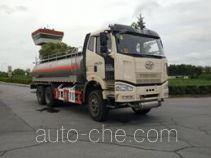 耐力牌KSZ5251GRY型易燃液体罐式运输车