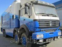 Kaide Special Car KTU5310TYS compressor truck
