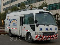 Longan LA5050XJC road testing vehicle