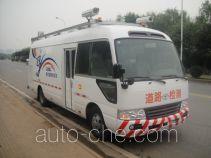 Longan LA5052XJC inspection vehicle