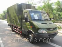 Longan LA5053XJC inspection vehicle