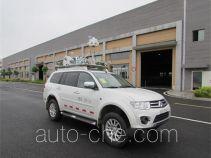 Zhuotong LAM5030XGCV4 surveying engineering works vehicle