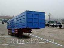 Aotong LAT9280XXY box body van trailer