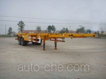 Aotong LAT9300TJZG container transport trailer