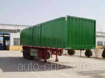 Aotong LAT9350XXY box body van trailer