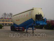 骜通牌LAT9402GFL型低密度粉粒物料运输半挂车