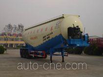 骜通牌LAT9400GFL型低密度粉粒物料运输半挂车