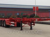 Aotong LAT9400TJZE container transport trailer