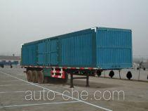 Aotong LAT9400XXY box body van trailer