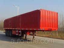 Aotong LAT9401XXYA box body van trailer