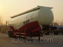 骜通牌LAT9403GFL型低密度粉粒物料运输半挂车