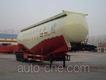 骜通牌LAT9404GFL型低密度粉粒物料运输半挂车