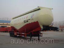 Aotong LAT9404GFL low-density bulk powder transport trailer