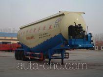骜通牌LAT9406GFL型低密度粉粒物料运输半挂车
