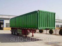 Aotong LAT9406XXY box body van trailer